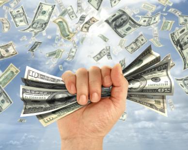 dollars or money