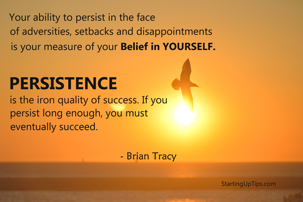 Brian Tracy quote on success