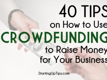 crowdfunding tips to raise money
