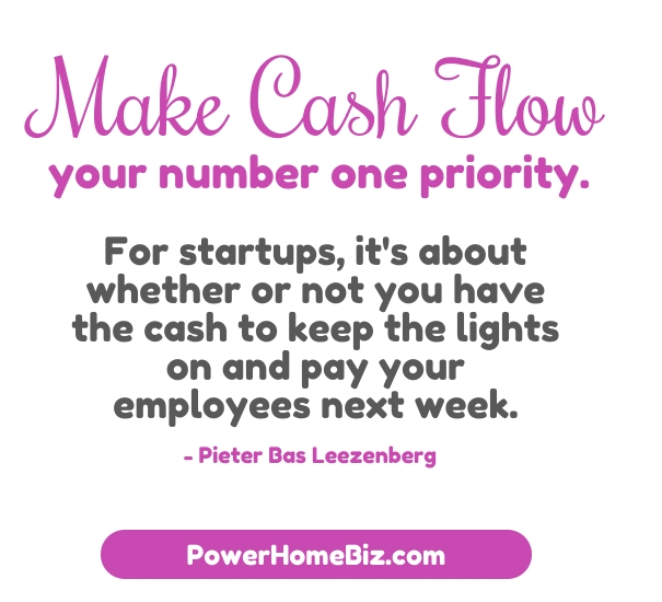 cash flow quotes